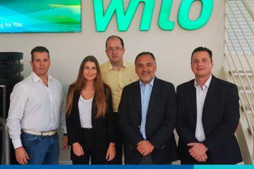 VOGT viajó a Wilo India-Brasil